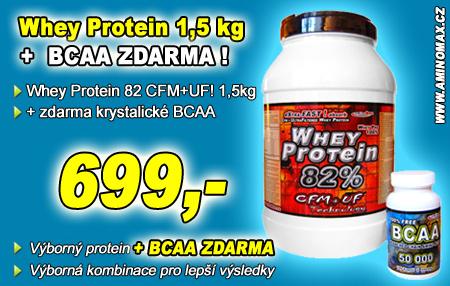 Whey Ultra Protein - Ideální protein po tréninku